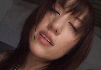 Arisa Kanno sucks and licks dongs - 10 min