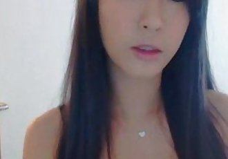 Asian Girl Shows Off Nice Booty - Chat With Her @ Asiancamgirls.mooo.com - 6 min