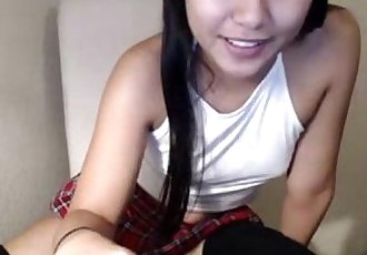 sexy asian teen masturbates on camera-see more at myqtcams.com - 29 min
