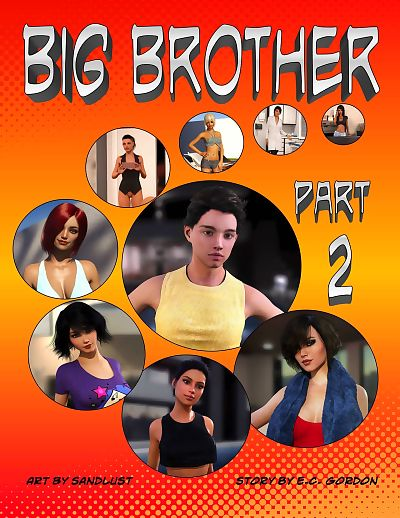 Big Brother - Part 2 - part 3