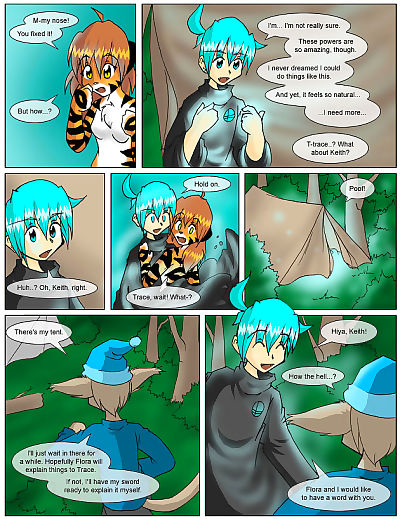 TwoKinds - part 8