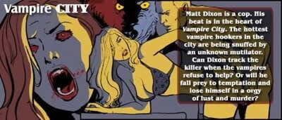 Vampire City