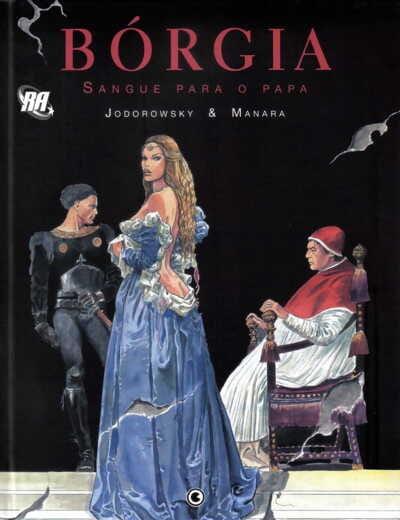 Borgia #1 - Blood for the Pope