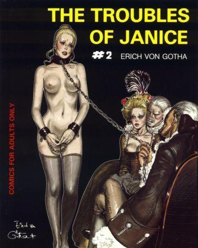 Erich Von Gotha The Troubles of Janice 2