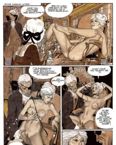 Erich Von Gotha The Troubles of Janice 2 - part 2