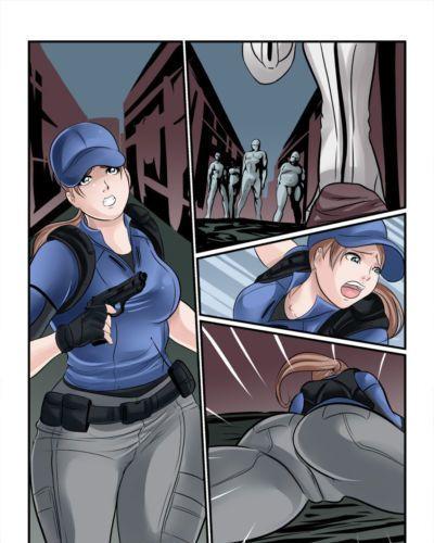 Resident evil Jill surivor - -