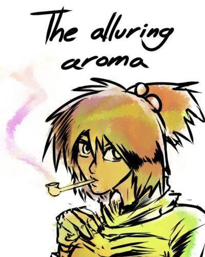 Lemon Font The alluring aroma