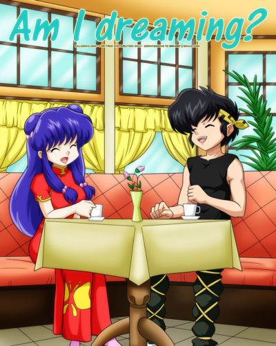 Palcomix Am i Dreaming (Ranma 1/2)