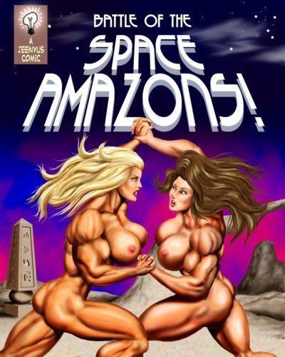 David C matthews trận chiến những những vũ trụ amazons