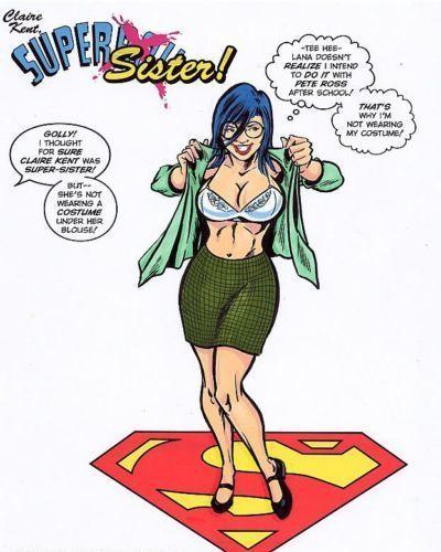 Tebra Artwork - Batman and Superman - part 5