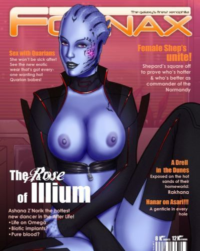 """Mass Effect: \""""FORNAX\"""" - The galaxy\\\"""