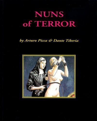 Arturo Picca- Dante Tiberia Nuns of Terror