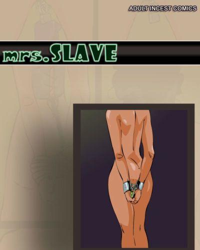 ICWS Mrs Slave