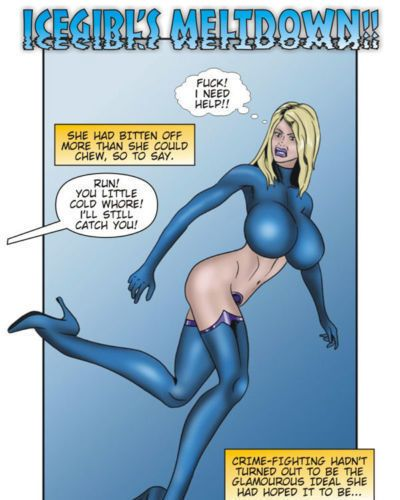 Icegirl & Powergirl