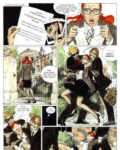 Erich Von Gotha The Education of Sophie - part 2