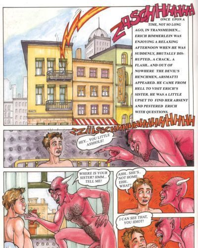 Kurt Marasotti Devil\\\