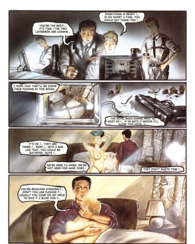 G.Garou Deadly Pleasure {Richard J} - part 3