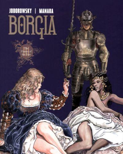 Alejandro Jodorowsky & Milo Manara Borgia #3 - The Flames of the Pyre