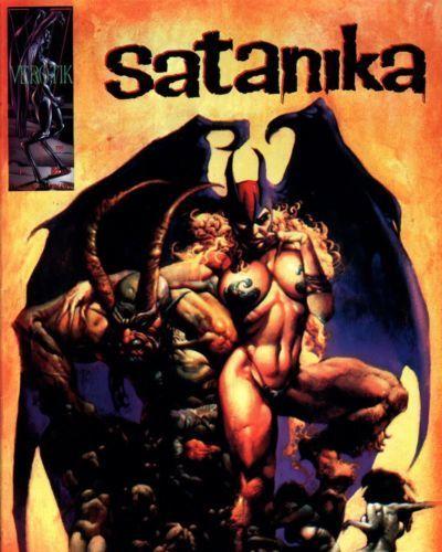 Duke Mighten Satanika #1