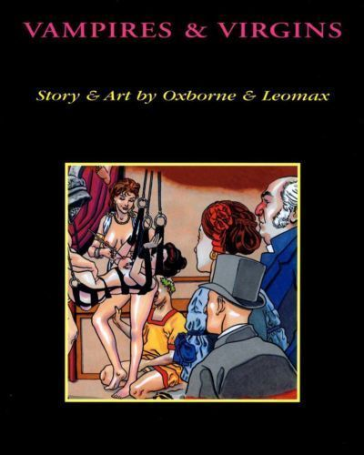 Leomax- Oxborne Vampires & Virgins