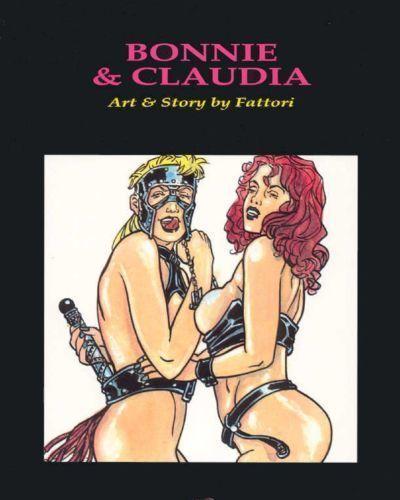Fattori Bonnie and Claudia