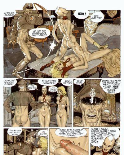 Erich Von Gotha A Very Special Prison - part 3