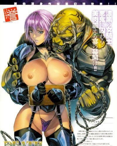 Orc truyện tranh xxx