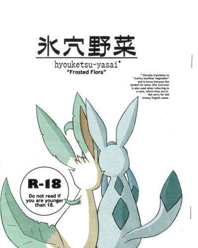 (C74) Mikaduki Karasu Hyouketsu-Yasai - Frosted Flora (Pokémon) Colorized