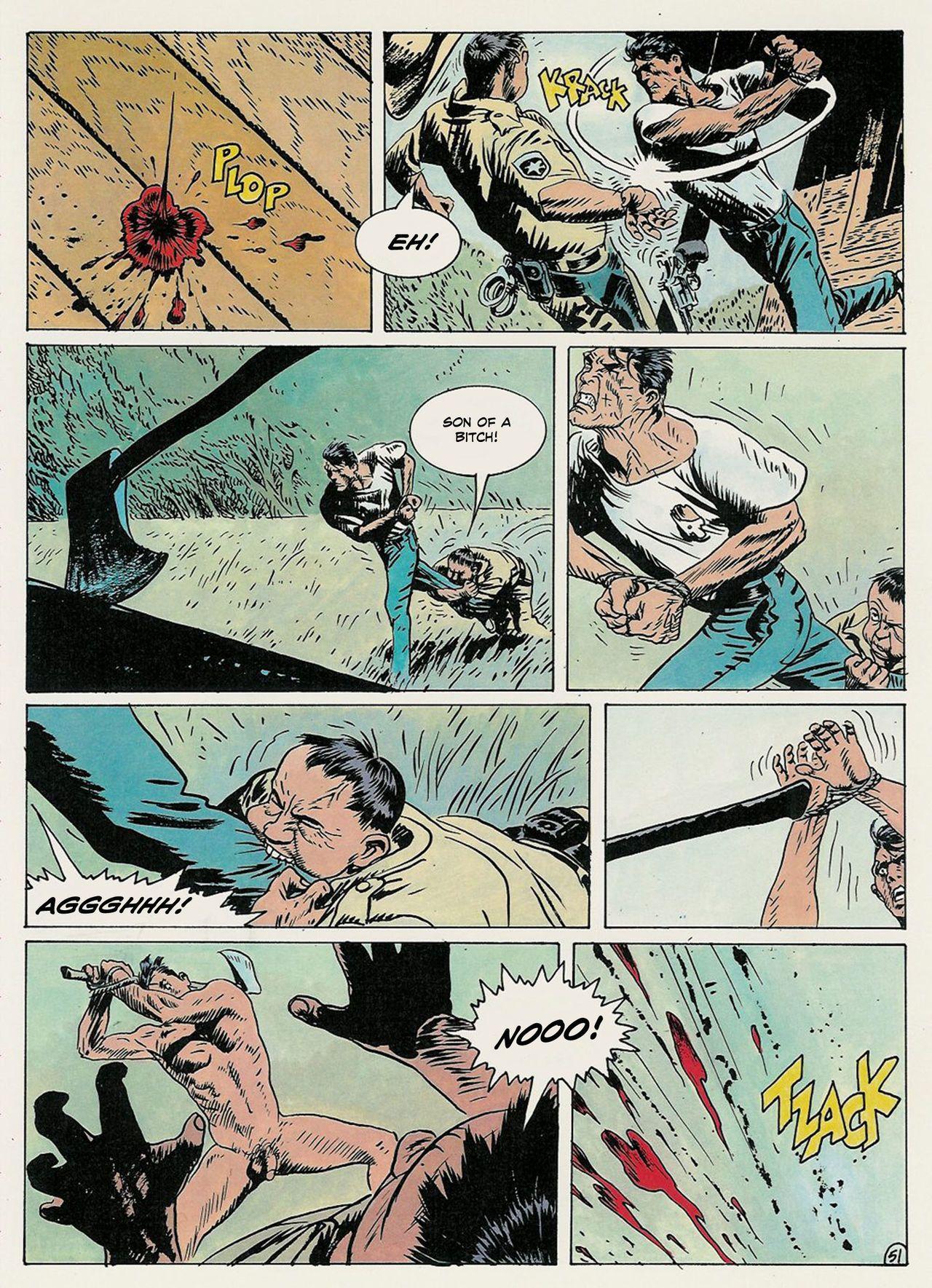 Jordi Bernet- Enrique Sanchez AbuliThe Nature of The Beast - part 3