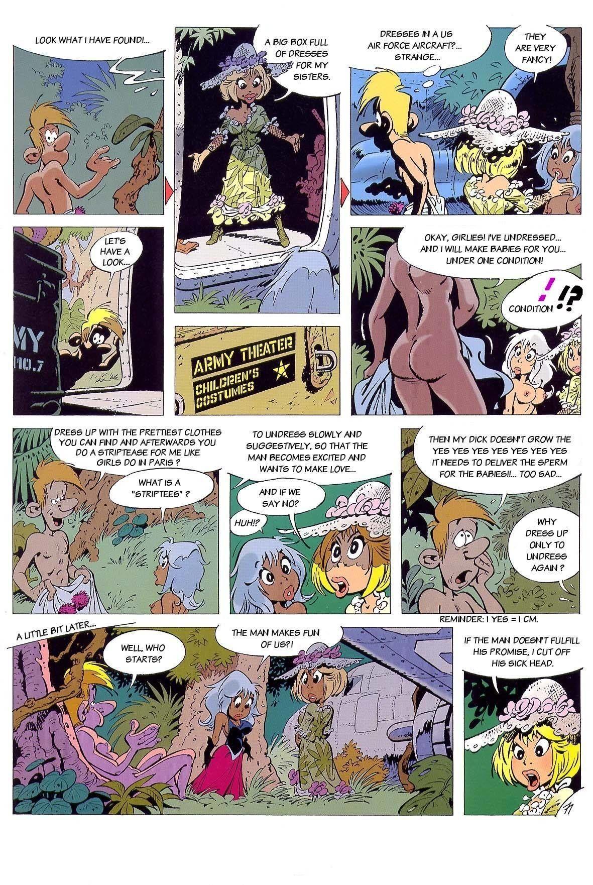 Pierre Seron The Mini Girls v1