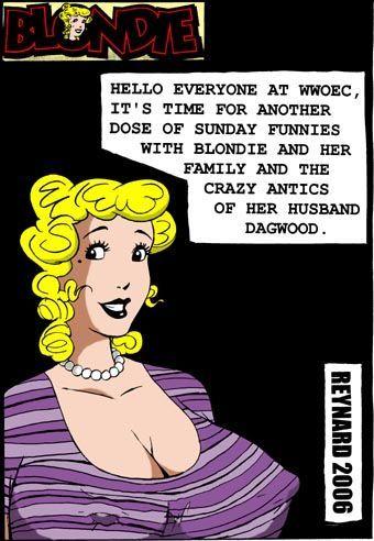 Reynard Blondie
