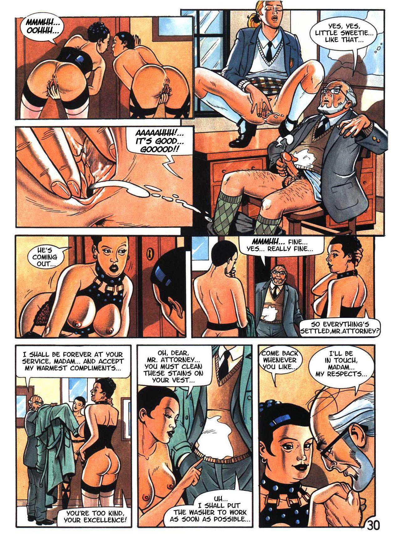 Claudio Trinca The Punishment Parlor {Loops} - part 2