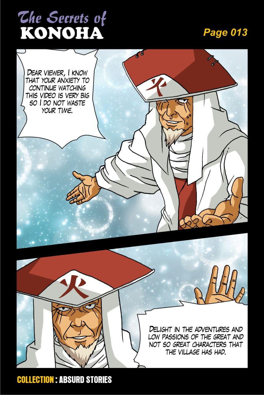The Secrets of Konoha