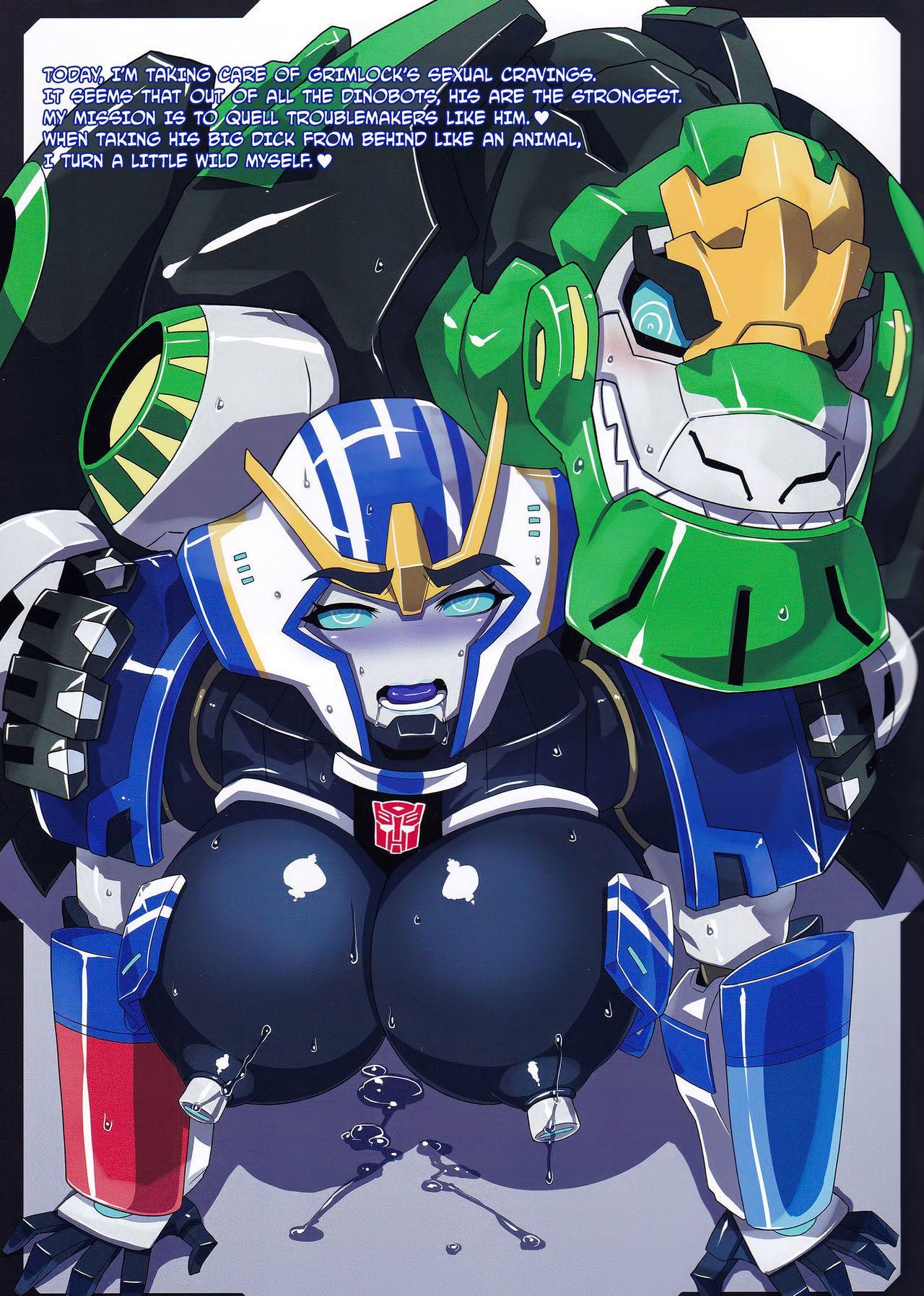 (COMIC1☆9) Choujikuu Yousai Kachuusha (Denki Shougun) Strong Girls (Transformers) =TLL + CW=