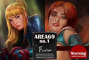 Area69 no.1 - Samus- Triss