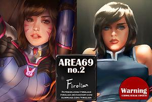 Area69 no.2 - D.Va- Korra