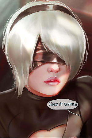 2B - You Have Been Hacked! - part 2