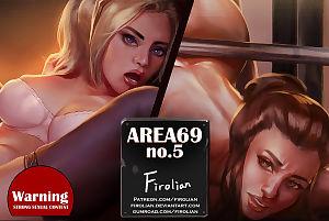 Area69 no.5 - Mercy- Brigitte