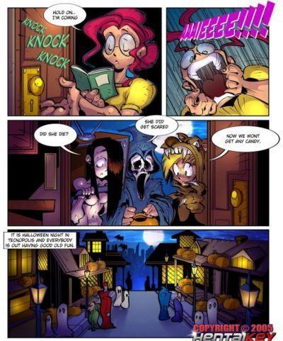 Lilly Heroine 6 - Happy Halloween