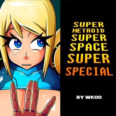Super Metroid Super Space  WitchKing00
