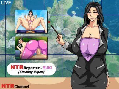 NTR Reporter Yuki