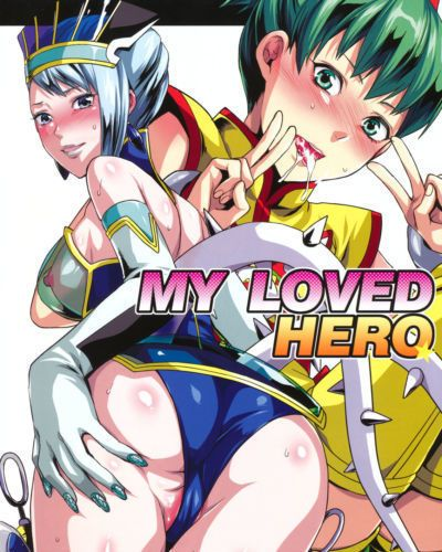 (c80) lv.x+ (yuzuki N dash) بلدي أحب بطل (tiger & bunny) Darknight