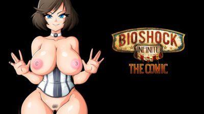 Witchking00  BioShock Infinite