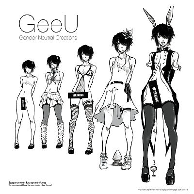 GeeU - Yukis First Solo Adventure