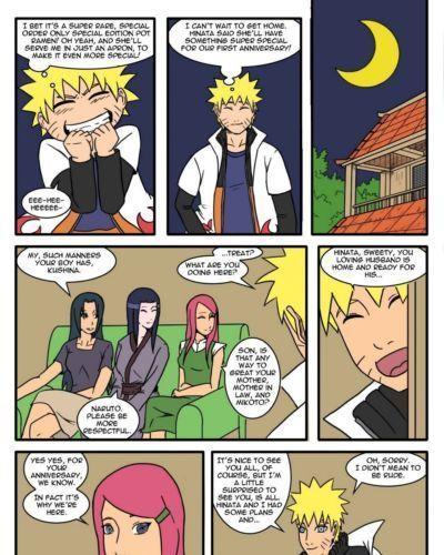 Naruto- Anniversary tradition [Matt Wilson]
