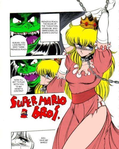 horikawa gorou सुपर मारियो अध्याय 1 पूरा रंग