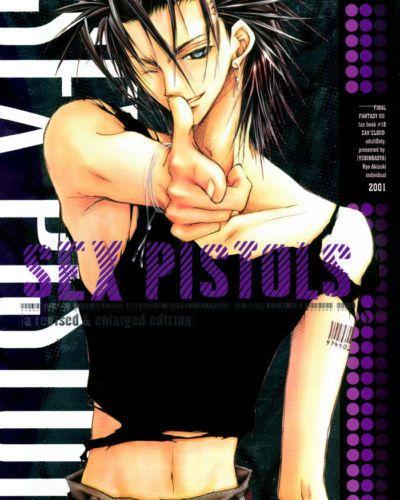 (C60) Yuubin Basha (Akizuki Ryou) SEX PISTOLS (Final Fantasy VII) Dragonfly