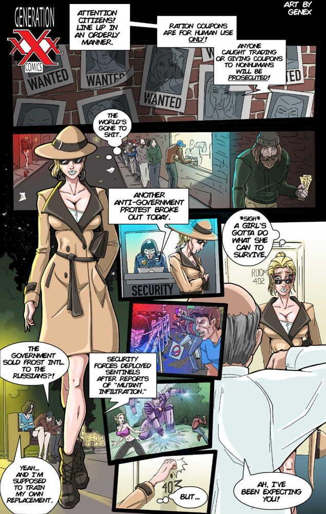 Emma Frost: AltFuture