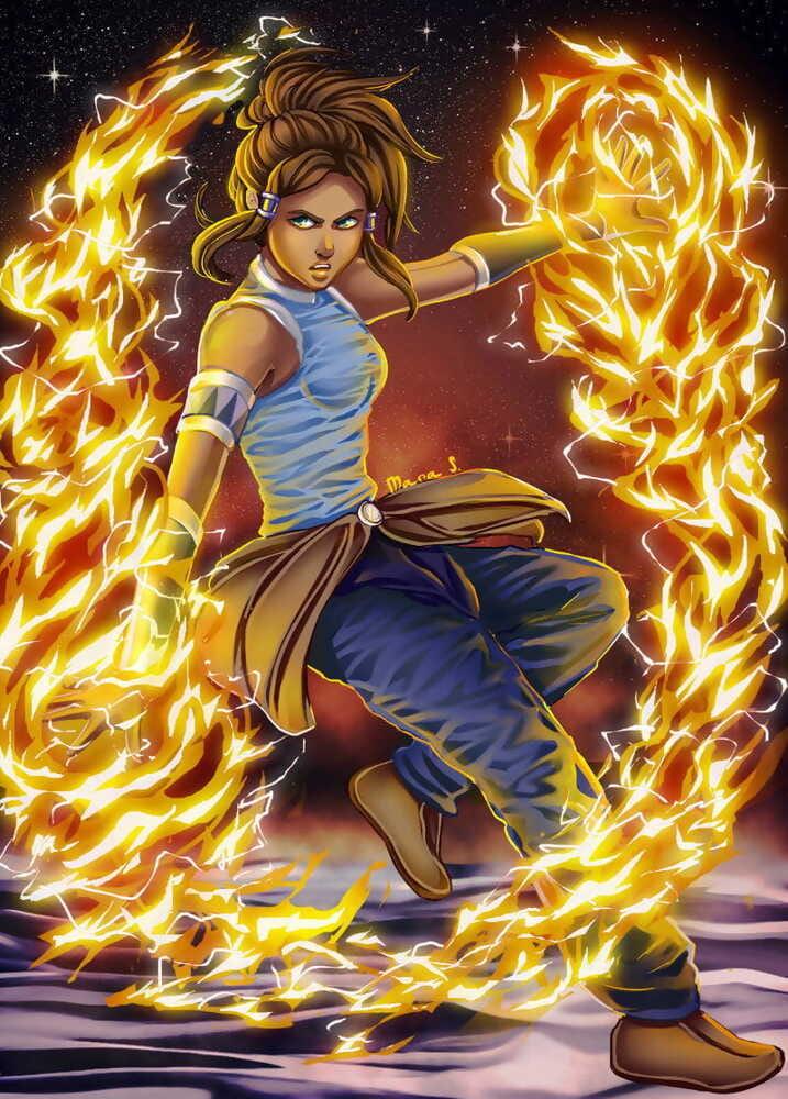 The Last Airbender: Legend of Korra