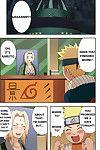 (C73) Naruho-dou (Naruhodo) Kyonyuu no Ninja Chichikage (Naruto)Colorized Decensored